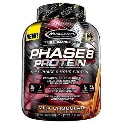 Muscle Tech - Phase8 Protein